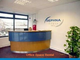 Fully Furnished - ( NEASDEN LANE - NORTH WEST LONDON -NW10) Office Space to Let in London