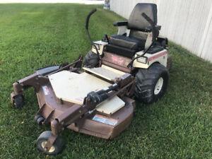 GRASSHOPPER 620T ZERO TURN MOWER