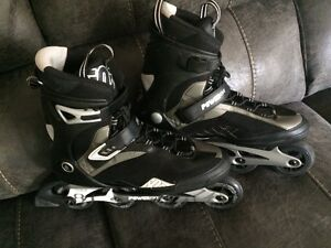 Roller Blades - like new. Mens Size 12