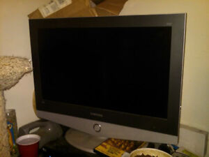 Txt/call  506 230  450 Samsung dated TV need gone..Downtown area