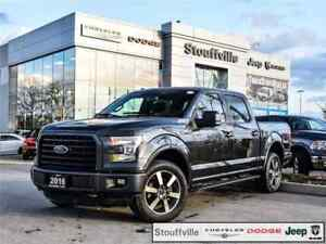2016 Ford F-150 XLT Sport 4X4NAVIGATION AND 20 Alloys