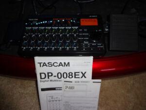 Tascam DP 008 EX