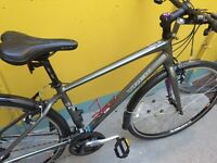 Trek 7.2 woman's bike, size 17.5 as new