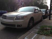Lincoln MKZ 2008 AWD (4x4 berline)