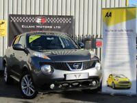 Nissan Juke 1.6 16v Acenta Premium 5dr (grey) 2011