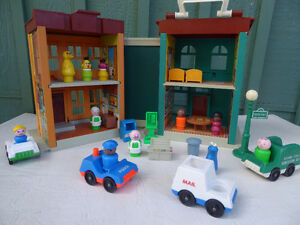 Fisher Price Sesame Street Apartment/House