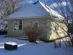 Perfect 2 bedroom detached home for rent in Almonte!