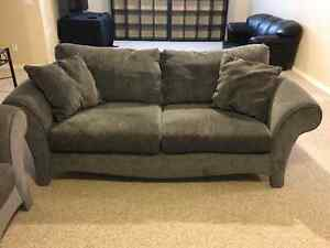 Grey Couch and Love Seat for sale - $300 OBO