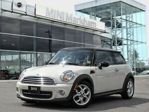 2013 MINI COOPER Knightsbridge