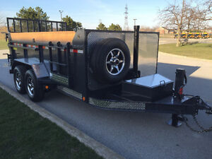 TRAILER BUILT BY CRAMERO TRAILERS