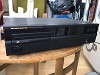 Vintage classic MARANTZ compact disc player model CD42 CD 42, no remote