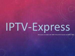 IPTV Express Service