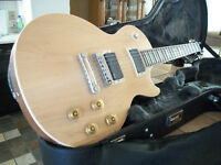 GIBSON LES PAUL STANDARD LIMITED EDITION(RAW POWER) W/EMGs