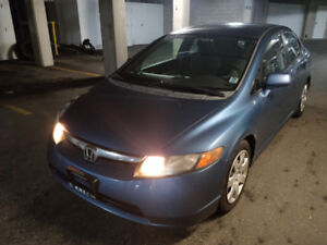 07 Honda Civic - Manual