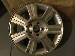2002 Taurus single Aluminum wheel rim
