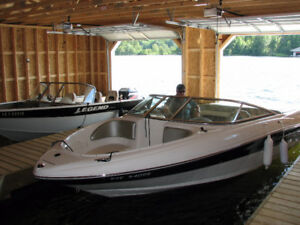 Sea Ray 200 Sport - Low Hours