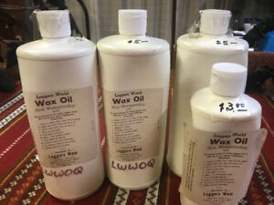 LOGGER'S WAX OIL BOOT WATERPROOFING PRODUCT