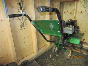Turf Til Rototiller Front Tine - 5 HP Briggs and Stratton