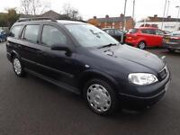Vauxhall/Opel Astra 1.6i 2003MY LS