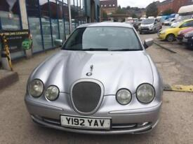 Jaguar S-TYPE 3.0 V6 auto Sport 4 DOOR - 2001 Y-REG - SHORT MOT