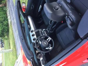 2018 Mustang convertible ecoboost 4 cylandre, premium