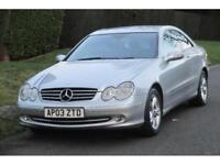 Mercedes-Benz CLK 320 AUTOMATIC / LEATHER SEATS