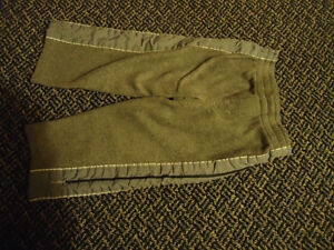 Boys Size 2 Grey Fleece Joggers by Old Navy