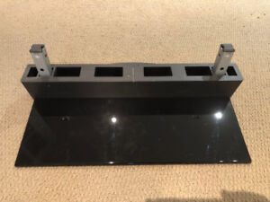 Pedestal Base For Sony TV (Sony KDL-46XBR3) - never used