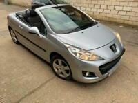 2013 Peugeot 207 1.6 VTi Active 2dr CONVERTIBLE Petrol Manual