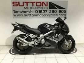Honda CBR600F 2001 Y reg fuel injected awesome all rounder