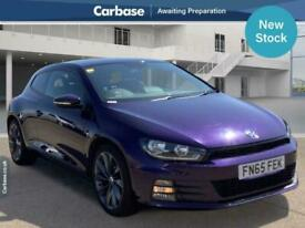 image for 2015 Volkswagen Scirocco 2.0 TDi 184 BlueMotion Tech GT 3dr COUPE Diesel Manual
