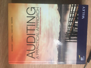 Auditing A Practical Approach (Extensed Canadian Edition)