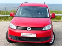 Volkswagen Caddy Maxi 1.6TDI ( 102PS ) C20 BlueMotion Tech Maxi