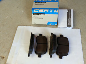 2 Sets of Corolla Front Brake Pad for Sale