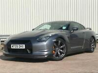2009 09 Reg Nissan GT-R 3.8 V6 auto Premium Edition**not damaged**