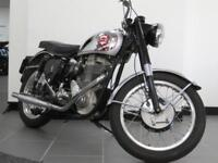 1955 GOLD STAR 350 TOURING CB32 ENGINE AND FRAME NUMBERS RECENT ENGINE REBUILD