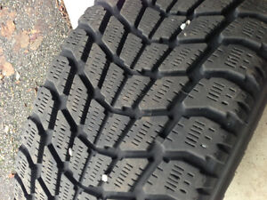 4x All weather tires.