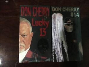 Don Cherry Collectable - VCR Tapes