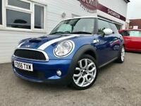 Mini Hatch Cooper S Manual 3dr Hatchback 1.6 Petrol PETROL MANUAL 2007/56