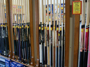 BILLIARD SURPLUS - CLEARANCE CENTRE - KITCHENER!!! CUE CASES Kitchener / Waterloo Kitchener Area image 8