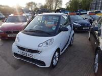 Smart fortwo 0.8cdi ( 54bhp ) Softouch 2012MY Passion