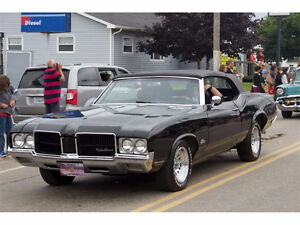 Rebuilt 1970 Cutlass Supreme - Excellent Condition