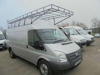 2013 Ford Transit 2.2TDCi ( 125PS ) ( EU5 ) ( RWD ) 350M 350 MWB