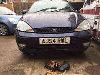 Breaking 1.8tdci focus all parts cheep