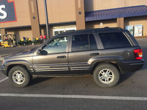 2004 Jeep Grand Cherokee Laredo SUV, Crossover Best value