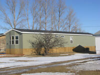 New Manufactured home 30 min Regina 30 Min Weyburn HGWY 39