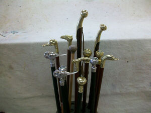 World Class Walking Sticks Prince George British Columbia image 1