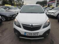 2015 Vauxhall Mokka 1.4 i 16v Turbo Exclusiv 5dr (start/stop)