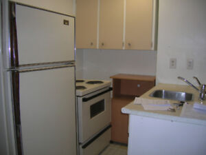Fridge and Stove * Work Great Clean