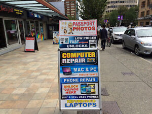 Computer Repair and Services for Mac and PC/Phone Repair